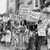 Womens lib 1975